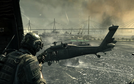 Call of Duty Modern Warfare 3 Ita